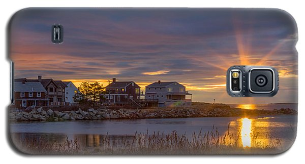 Goosefare Brook Sunrise - Saco Maine Galaxy S5 Case