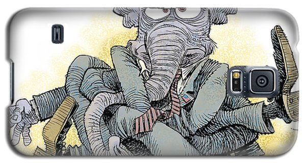Gop Tied Up In A Knot Galaxy S5 Case