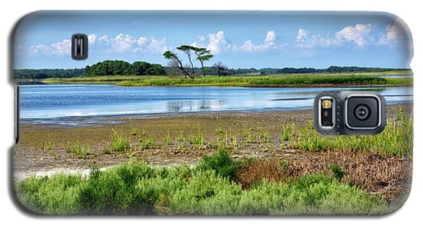 Galaxy S5 Case featuring the photograph Gordons Pond At Cape Henlopen State Park - Delaware by Brendan Reals