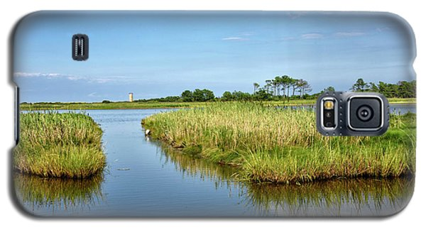 Galaxy S5 Case featuring the photograph Gordons Pond - Cape Henlopen Park - Delaware by Brendan Reals