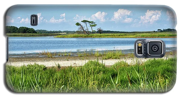 Galaxy S5 Case featuring the photograph Gordons Pond - Cape Henlopen State Park - Delaware by Brendan Reals