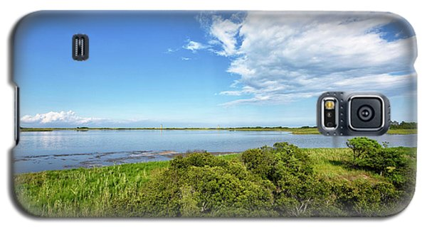 Galaxy S5 Case featuring the photograph Gordons Pond Overlook - Cape Henlopen State Park - Delaware by Brendan Reals