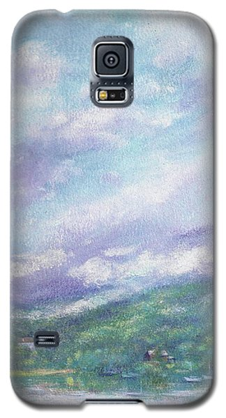 Gorgeous Lake Landscape Galaxy S5 Case