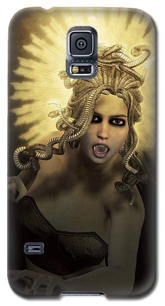Gorgon Medusa Galaxy S5 Case by Joaquin Abella