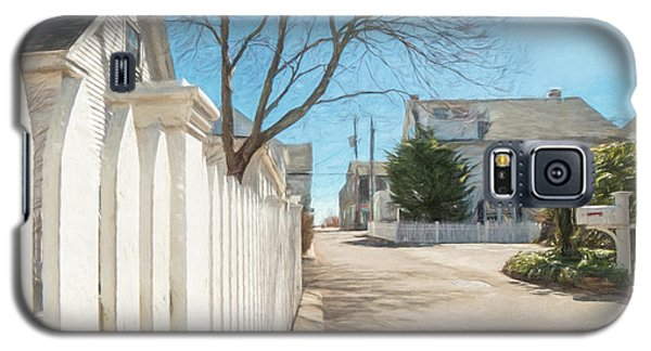 Gosnold St. Provincetown Galaxy S5 Case