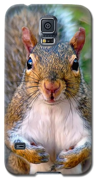Got Any Peanuts Galaxy S5 Case by Sue Melvin
