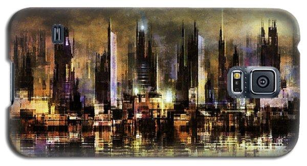 Gotham City IIi Galaxy S5 Case
