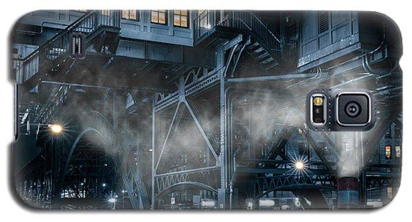 Gotham City Galaxy S5 Case by Mihai Andritoiu