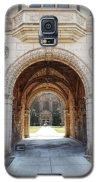 Gothic Archway Photography Galaxy S5 Case