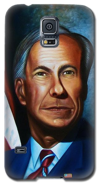 Gov Greg Abbott Galaxy S5 Case