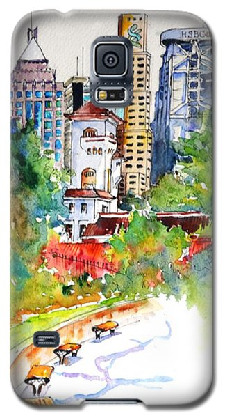 Governor's House, Hong Kong Galaxy S5 Case