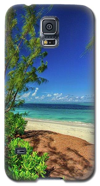 Grace Bay Galaxy S5 Case