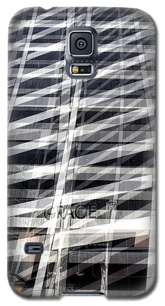 Grace Building Collage 2 Galaxy S5 Case