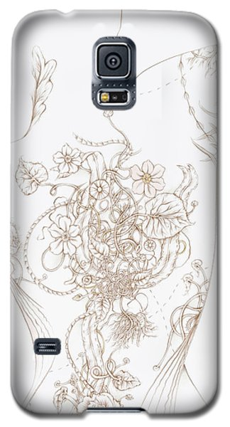 Grace Galaxy S5 Case