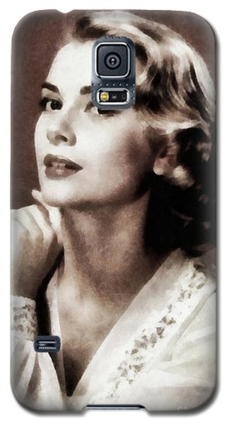 Grace Kelly, Actress, By Js Galaxy S5 Case