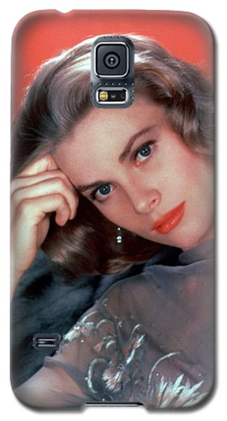 Grace Kelly Galaxy S5 Case by American School