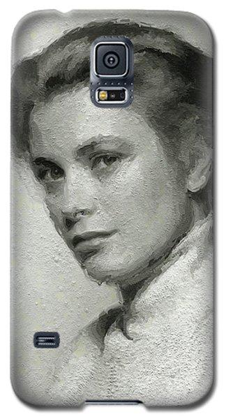 Grace Kelly, Vintage Actress Galaxy S5 Case