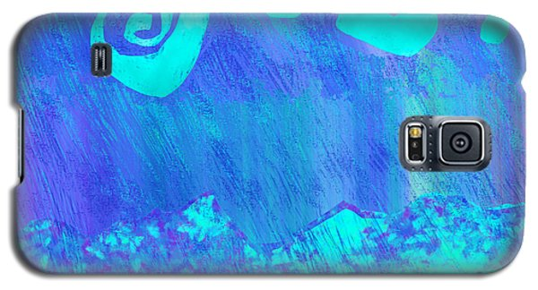 Grace Of Rain Galaxy S5 Case