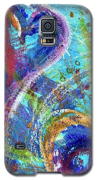Graceful Hearts Galaxy S5 Case