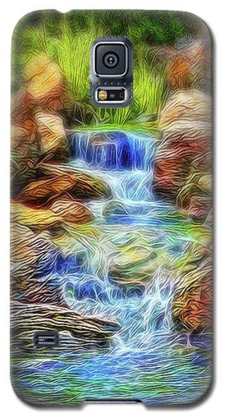 Graceful Waters Galaxy S5 Case