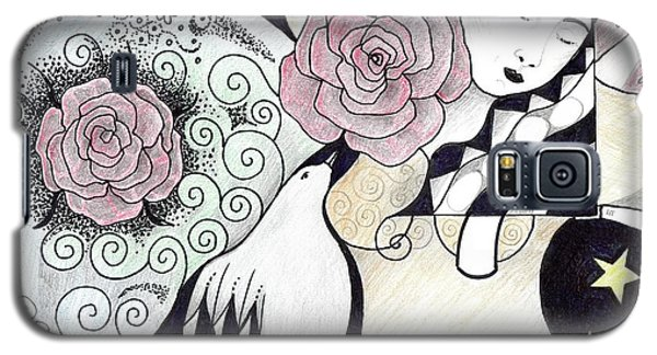 Gracefully - In Color Galaxy S5 Case