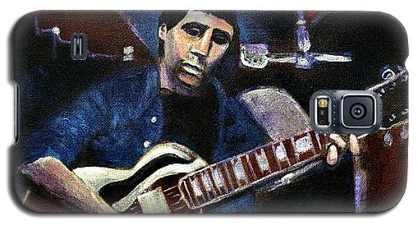 Galaxy S5 Case featuring the painting Graceland Tribute To Paul Simon by Seth Weaver