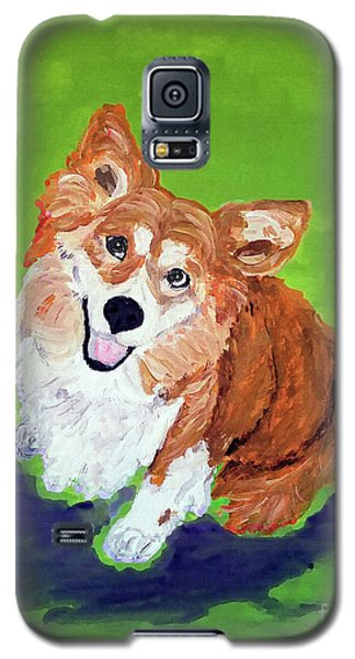 Gracie_dwp_may_2017 Galaxy S5 Case