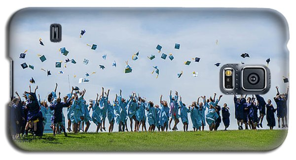 Graduation Day Galaxy S5 Case by Alan Toepfer