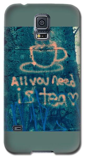 Graffitea Time Galaxy S5 Case