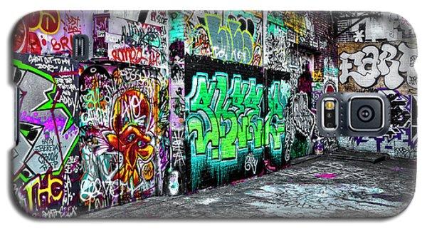 Graffiti Alley Galaxy S5 Case