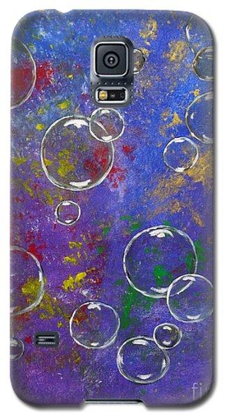 Graffiti Bubbles Galaxy S5 Case