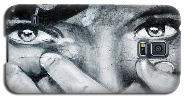 Graffiti Eyes Galaxy S5 Case