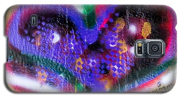 Graffiti Heart Galaxy S5 Case