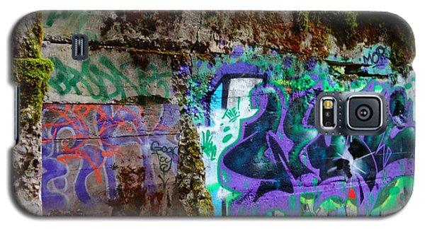 Graffiti Illusion Galaxy S5 Case