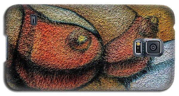 Graffiti-surfgirl_04 Galaxy S5 Case