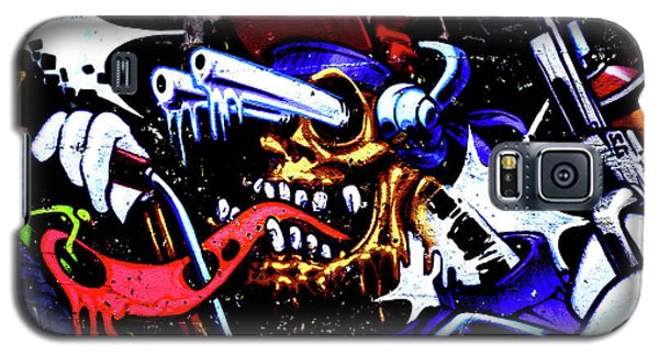 Graffiti_05 Galaxy S5 Case