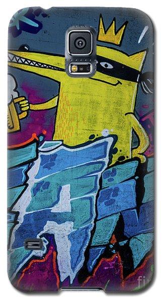 Graffiti_10 Galaxy S5 Case
