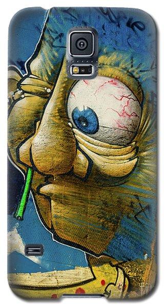 Graffiti_14 Galaxy S5 Case