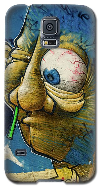 Graffiti_14 Galaxy S5 Case
