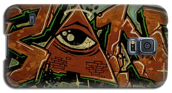 Graffiti_17 Galaxy S5 Case