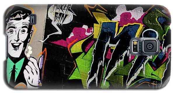 Graffiti_19 Galaxy S5 Case