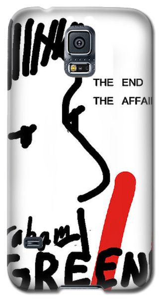 Graham Greene End Of Affair  Galaxy S5 Case