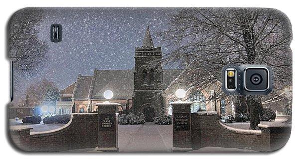 Graham Presbyterian Church Galaxy S5 Case by Benanne Stiens