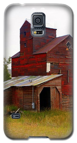 Grain Elevator Galaxy S5 Case