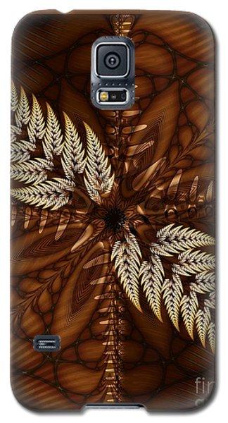 Grain Harvest Galaxy S5 Case by Michelle H