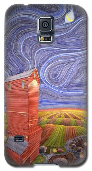 Grain Tower IIi Galaxy S5 Case by Scott Kirby