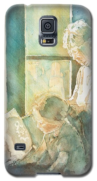 Gramdma Braids Galaxy S5 Case
