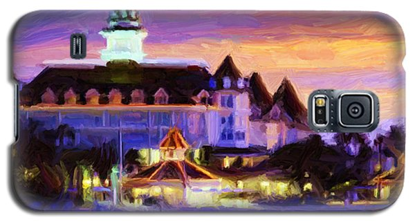 Grand Floridian Galaxy S5 Case