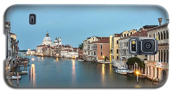 Grand Canal In Venice, Italy Galaxy S5 Case