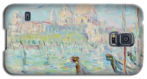 Grand Canal Venice Galaxy S5 Case